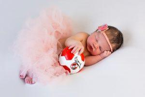 Babyfotografie Neugeborene Bilder im Fotostudio Bergheim