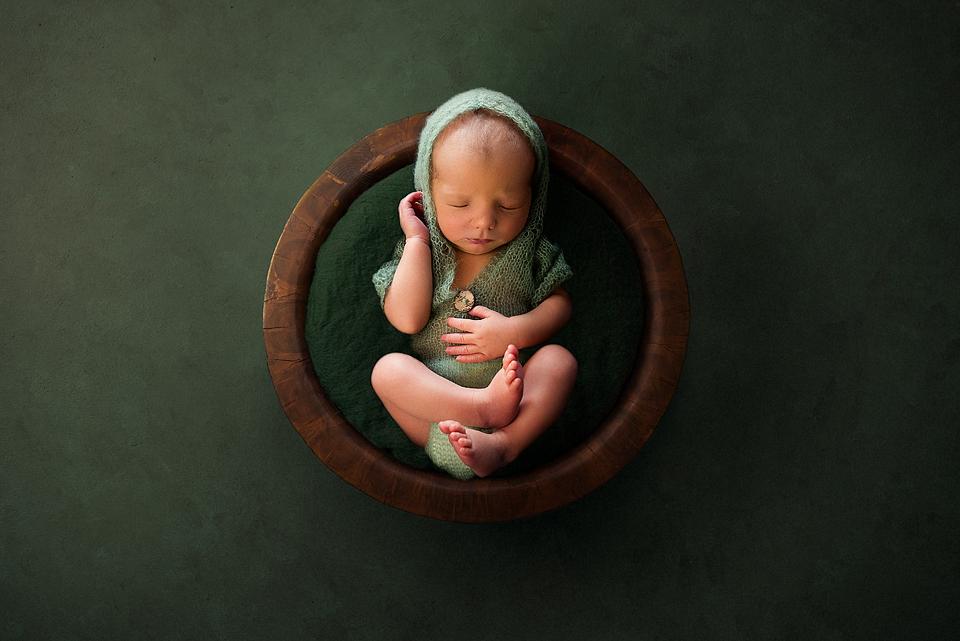 Babybilder neugeborene fotograf in köln Fotostudio