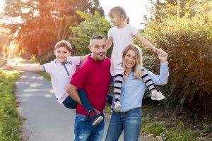 Familien Bilder in Fotostudio Bergheim
